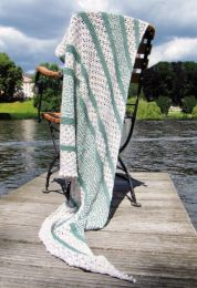 Regia Premium Silk - Slot Egeskov Sjal - FREE PATTERN LINK TO DOWNLOAD IN DESCRIPTION (No Need to add to Cart)