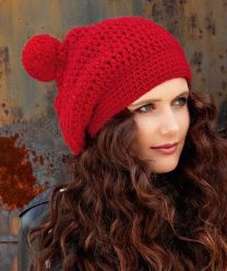 Crochet Slouchy Hats (Purchase ONLY ONE COPY to get all the patterns from SMC Inspiration - 74)
