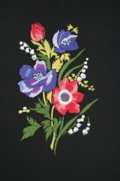 Anchor Freestyle Embroidery Kit - Anemones