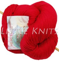 Cascade Heritage - Christmas Red (Color #5619)