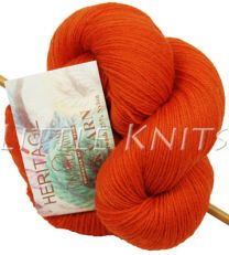 Cascade Heritage - Pumpkin (Color #5646)