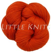 Little Knits Sockulent - Burnt Orange (Color #09)