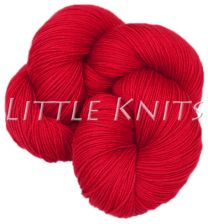 Little Knits Sockulent - Beautiful Red (Color #11)
