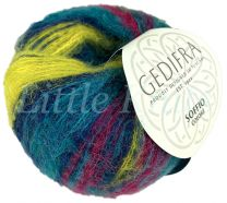 Gedifra Soffio Colore - Teal, Magenta, Yellow (Color #659)