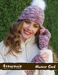 Sophy Hat and Wristwarmers - Free Download with Huasco Purchase of 2 or more skeins
