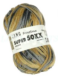 !Lang Jawoll Fruit Soxx - Lemon Blueberry Ice (Color #248)