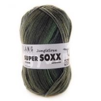!Lang Jawoll Jungle Soxx - Mossy Rock (Color #271)