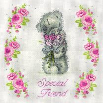 Anchor Counted Cross Stitch Kit - Special Friend