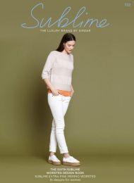 !The Sixth Sublime Worsted Design Book #722