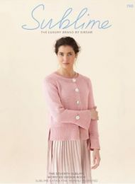 !The Seventh Sublime Worsted Design Book #730