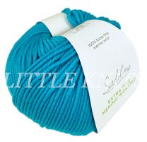 !Sublime Extra Fine Merino WORSTED - Capri (Color #507) - FULL BAG SALE (5 Skeins)