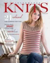 Interweave Knits Summer 2013