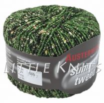 Austermann Summer Tweed - Mossy Forest (Color #005)