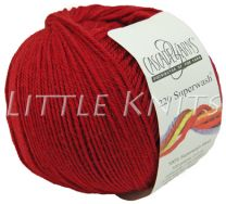 Cascade 220 Superwash - Christmas Red Heather (Color #1922)
