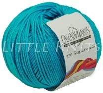 Cascade 220 Superwash - Turquoise (Color #812)