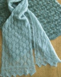 Cocoon Lace Scarf or Wrap