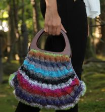 Taiyo Bag - Free Download with Purchase of 3 Skeins of Noro Taiyo
