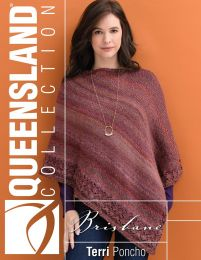 Terri - Free with Purchase of 6 Skeins of Queensland Brisbane (PDF File)
