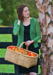 Three Lace Cardigan by Tanis Gray - (Purchase ONLY ONE COPY to get all the patterns from Findley by Susan Gibbs)