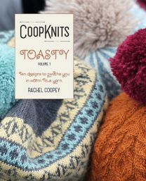 Coop Knits Toasty Volume #1 - Patterns that Use Titus