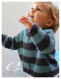 Tommy - Free with Purchase of 2 Skeins of Ella Rae Phoenix DK Prints (PDF File)