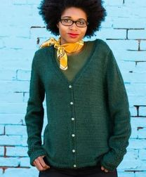 Tree Lace Cardigan - A Juniper Moon Stargazer Pattern - FREE WITH PURCHASES OF 5 OR MORE SKEINS OF Stargazer (PDF File)
