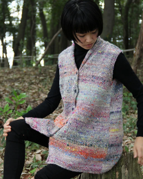 Tunic Cardigan - Free with Noro Kiso purchase of 4 or more skeins
