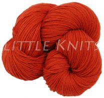 Zitron Unisono Solid - Deep Coral (Color #1158)