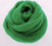 Kraemer Mauch Chunky Roving - Vibrant Green (Color #R1056)