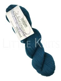 Cascade Spuntaneous Worsted - Blue Coral (Color #15)