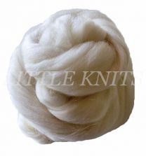 Brown Sheep Lamb's Pride Blend Wool Roving - Natural - Four Ounce Packages
