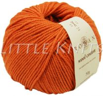 Rowan Wool Cotton - Cafe (Color #985)