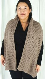 Cascade Miraflores - Rectangular Lace Wrap - FREE PATTERN LINK TO DOWNLOAD IN DESCRIPTION (No Need to add to Cart)