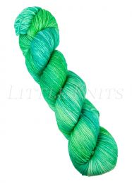 Dream in Color Cashmere Blend Fingering - Get Down Greeny