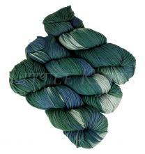 Little Knits Bergamo - Teal Melody (Color #101)