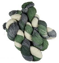 Little Knits Bergamo - Sage in Pewter (Color #31A)