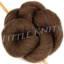 Yaktastic - Undyed Natural Brown - 50 Gram Hanks