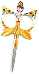 Embroidery Angels Scissors - Sunflowers