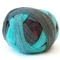 Zauberball 100 Sock - Color #2245