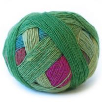 Zauberball 100 Sock - Color #2249