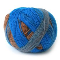 Zauberball 100 Sock - Color #2257