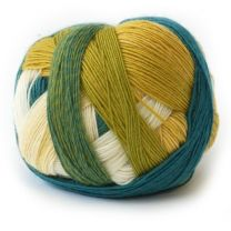 Zauberball 100 Sock - Color #2309