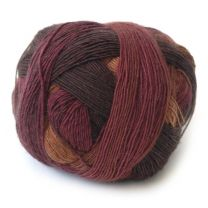 Zauberball 100 Sock - Color #2324