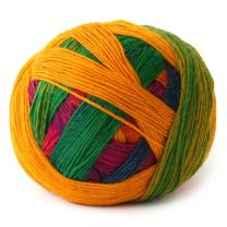Zauberball 100 Sock - Color #1505