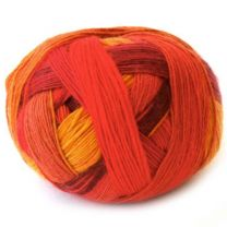 Zauberball Sock - Color #2203