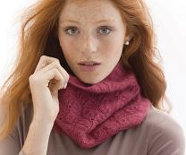 Gale Cowl (E-Pattern Free with purchase of 2 or more skeins of Zealana Air)