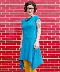 Juniper Moon Farm Zooey - Monatomic Tunic by Pamela Wynne