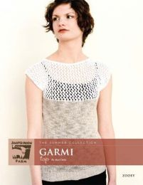 Juniper Moon Farm Zooey - Garmi Top by Mari Chiba