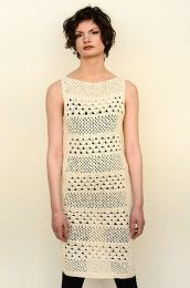 Juniper Moon Farm Zooey - Xiaji Lace Tunic Dress by Mari Chiba
