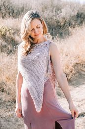 Zuma Poncho - A Mana Pattern - Free with purchases of 2 or More skeins of Mana (PDF File)